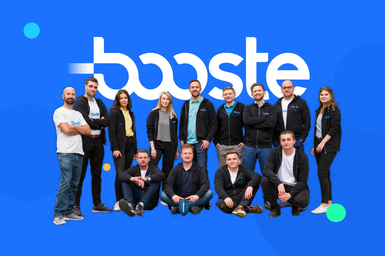 Booste team